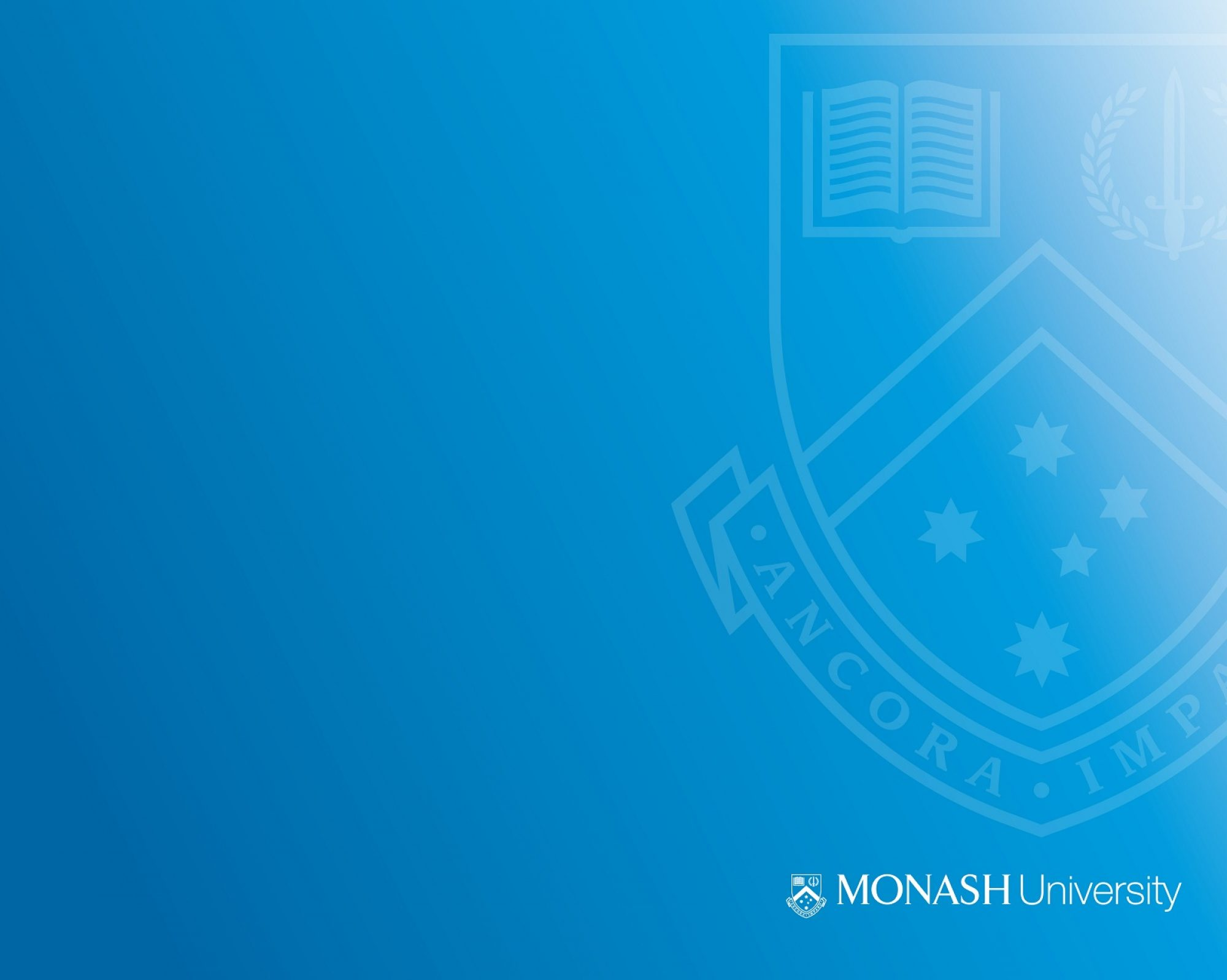 Monash University: BASE Decision Study