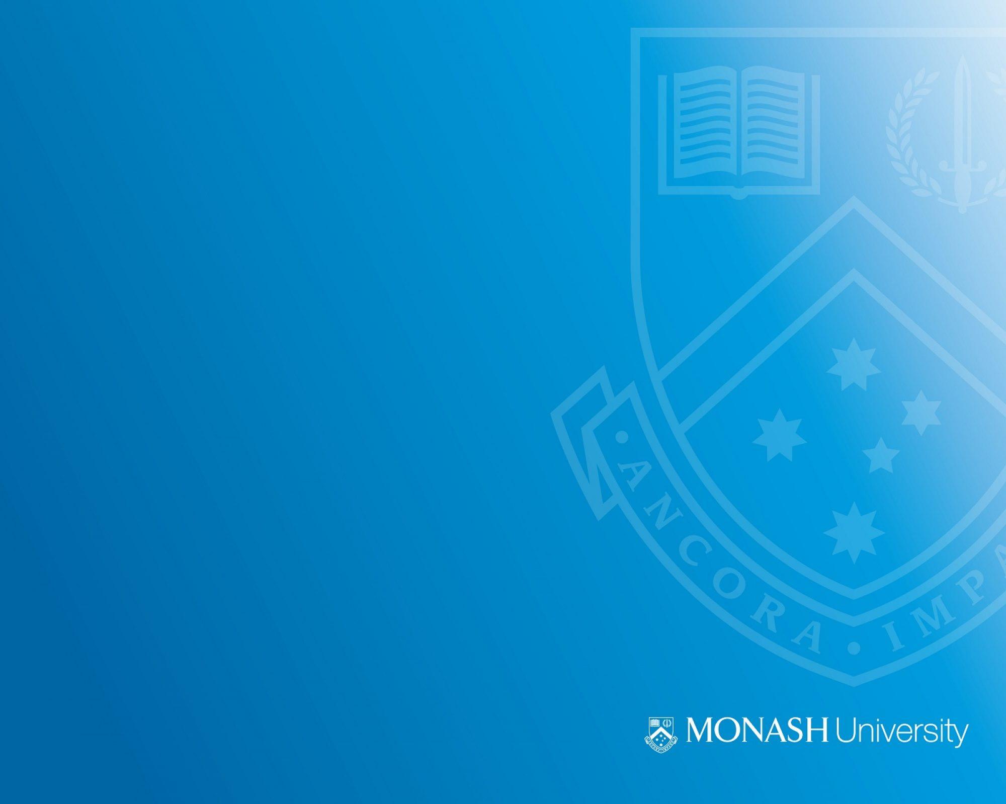 Monash University: BASE Decision Study
